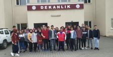 12. sınıf öğrencileri Bursa turunda
