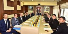 OSB toplandı Soma OSB Müteşebbis Heyeti toplandı
