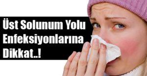 Solunum Yolu Enfeksiyonları İle İlgili Açıklama