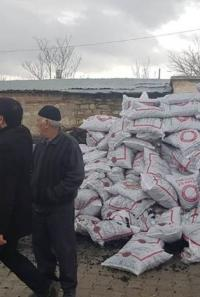 Soma Kömürünün Dağıtımına başlandı