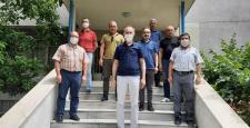 İl Milli Eğitim Müdürü Dikici'den Soma Ziyareti