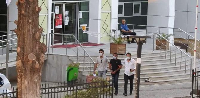 Sahte başkomiser tutuklandı