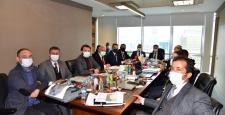Soma projeleri, Ankara'da görüşüldü